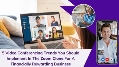 Photo of 5 Video Conferencing Trends You Should Implement