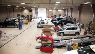 Auto Body Shop Centennial