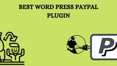 Wordpress PayPal Plugin.
