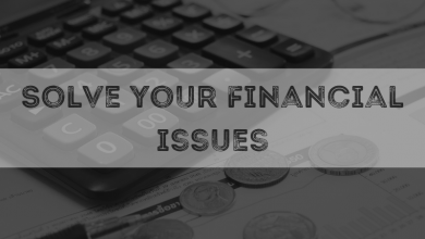 solve your financial issues