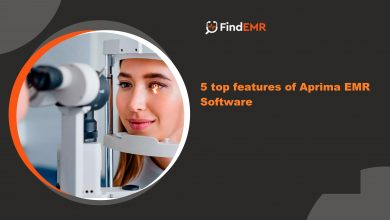 Photo of 5 top features of Aprima EMR Software
