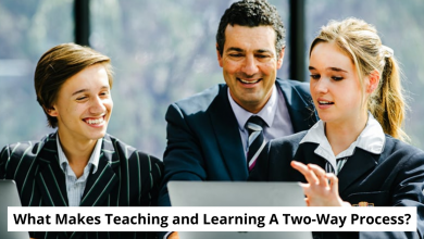 Photo of What Makes Teaching and Learning A Two-Way Process?