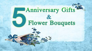 Photo of 5 Romantic Gift Surprises to Try on Your Anniversary