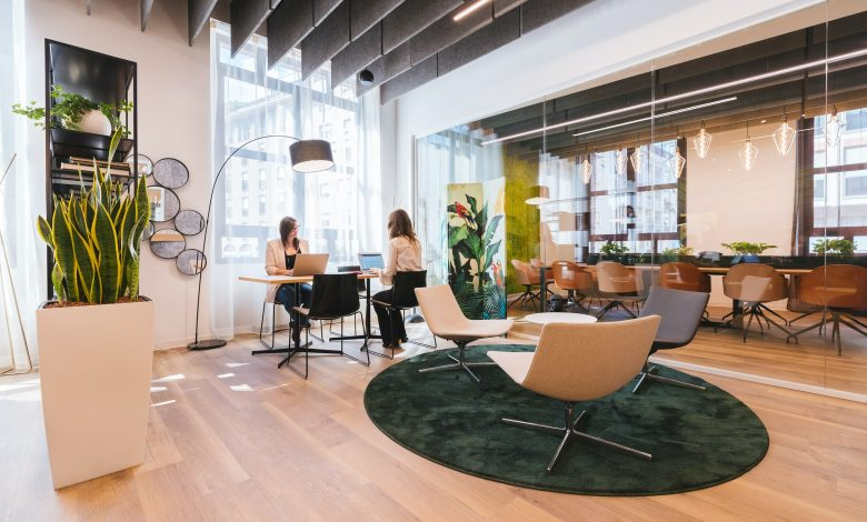 How To Boost Your Office Interior Design