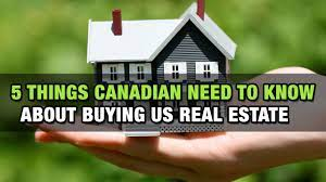 Photo of Canadians Buying Real Estate in the US
