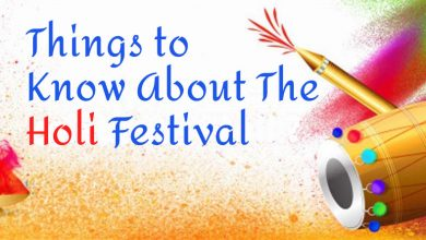Photo of Things to Know About the Holi Festival
