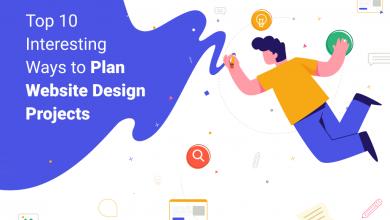 ways to plan website design
