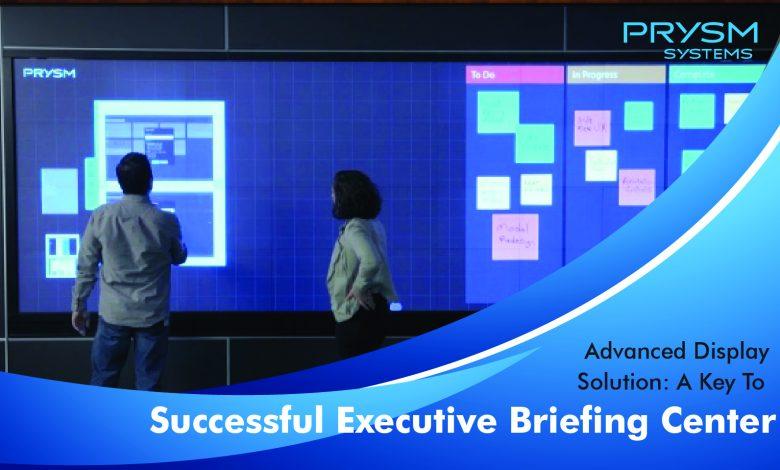 executive briefing center
