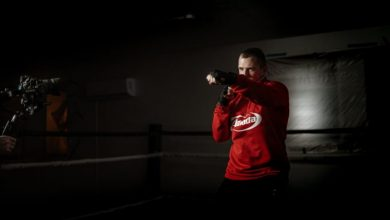 Photo of Todd Gouwenberg on Boxing Benefits