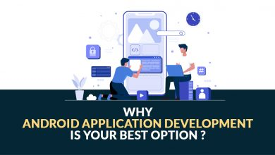 Photo of Why Android Application Development is Your Best Option?