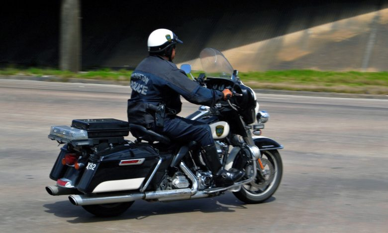 police officer ranks