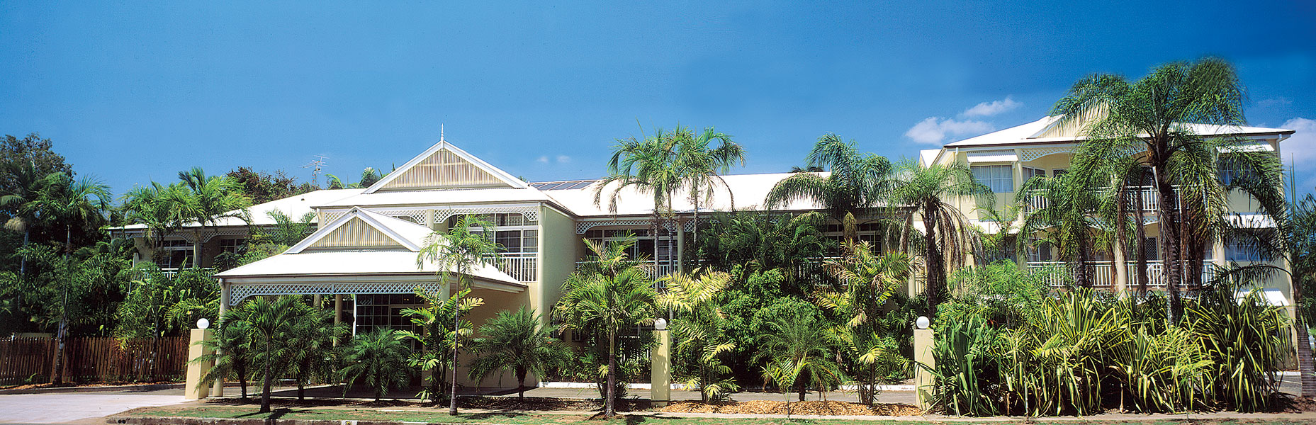 Cairns Reef Apartments