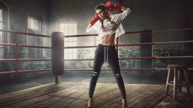 Photo of Boxing Ring For Martial Arts