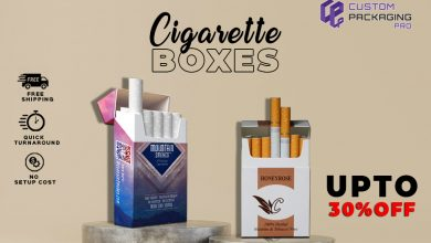 Photo of Cigarette Boxes – The Efficient Attributes