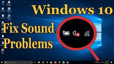 Complete guide to solve the sound issue in Windows PC