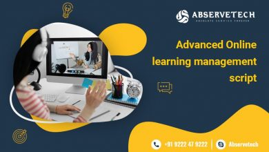 Photo of Get Advanced Online Learning Management Script [EduStar] From Abservetech
