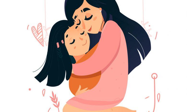 momy love