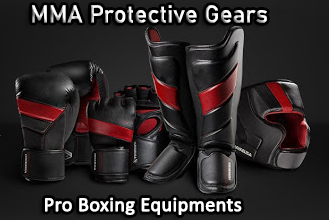 Photo of Martial Art Protective Gears