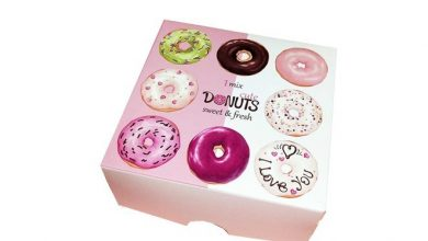 Photo of How to choose the company logo for the Donut Boxes packaging?