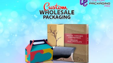 Photo of Custom Wholesale Packaging Focused on Sustainability