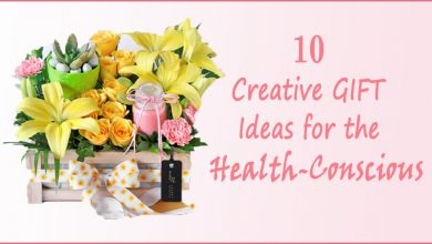 Photo of 10 Creative GIFT Ideas for the Health-Conscious