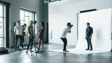 Photo of How to create a wonderful photography studio at home
