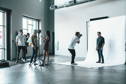 How to create a wonderful photography studio at home