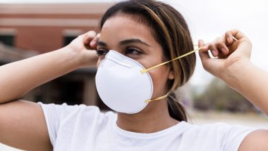 Photo of How to put on N95 respirator masks?
