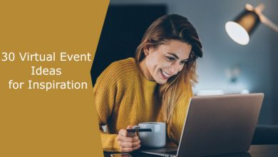 Photo of 30 Virtual Event Ideas for Inspiration