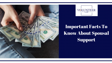 Photo of Important Facts To Know About Spousal Support – Attorney in Knoxville