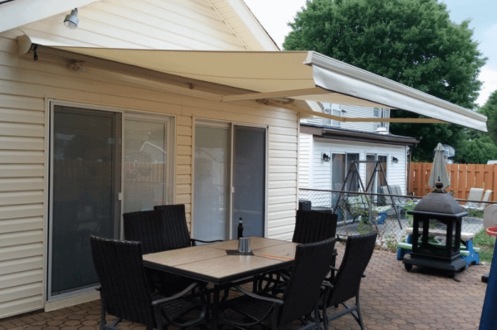 Best Motorized Awnings for Decks Montgomery County PA
