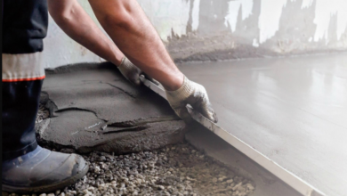 Photo of Benefits of Hiring a Concrete Finishing in Charlotte
