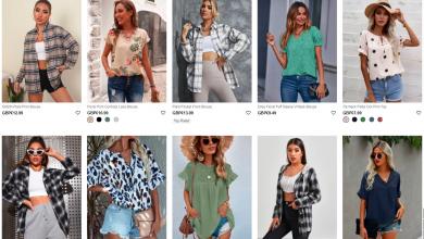 shein blouses discount code UK