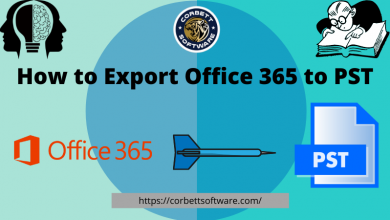 How to Export Office 365 Emails to PST