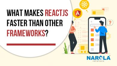 What Makes Reactjs Faster Than Other Frameworks?