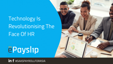 Technology Is Revolutionising The Face Of HR