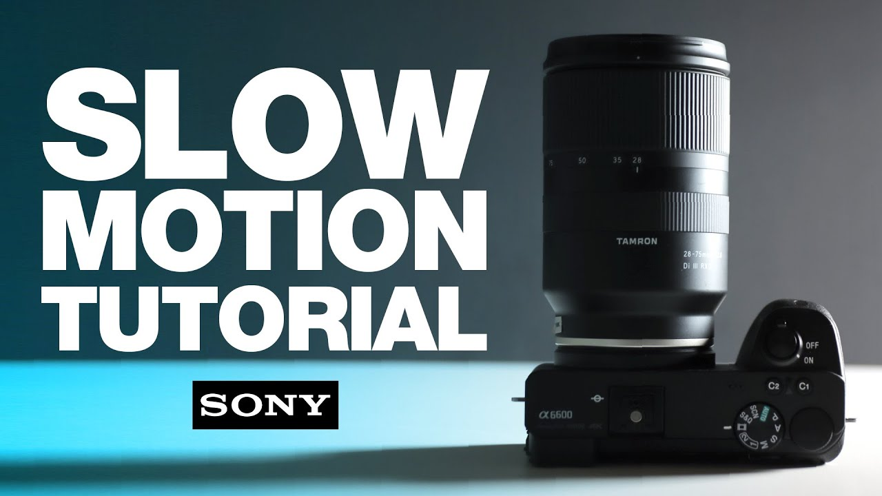 What is a slow motion camera and how does it work?