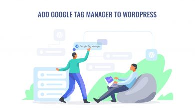 how to add google tag manager to wordpress